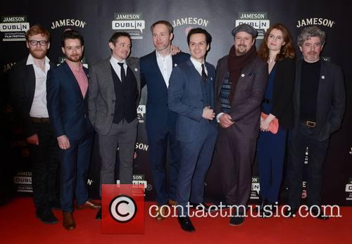 Brian Gleeson, Andrew Scott, Peter Mcdonald, Hugh O'connor and John Butler 4