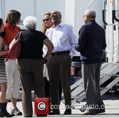 Joe Morton, Valerie and Earl 4