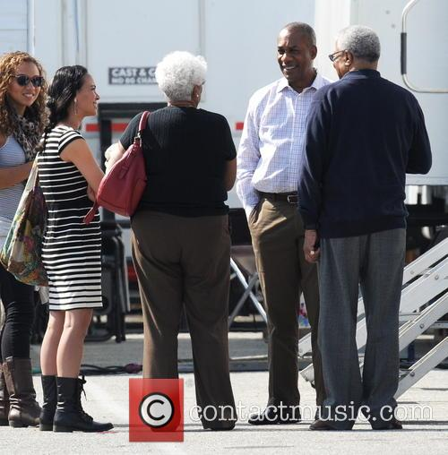Joe Morton, Valerie and Earl 5