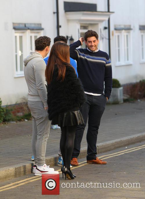 James Argent, Tom Pearce and James Bennewith 10