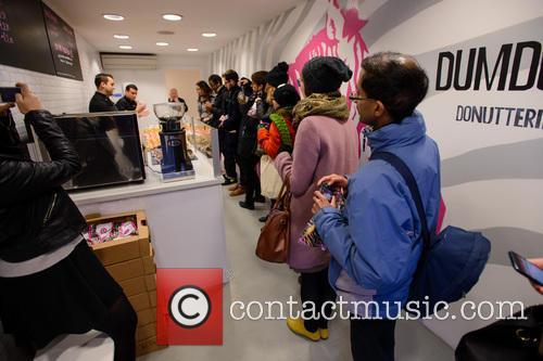 Opening and Dum Dum Donutterie 6