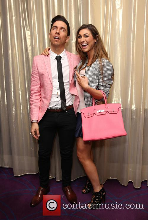 Russell Kane and Luisa Zissman 3