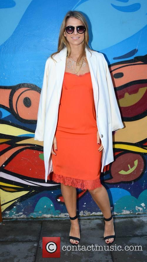 Vogue Williams McFadden returns to Fade Street