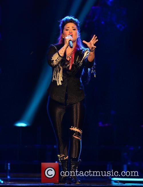 Demi Lovato, BB and T Center