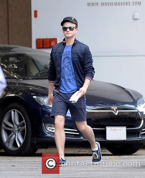 Chris Colfer 4