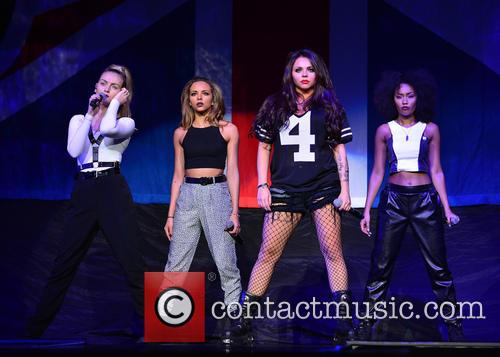 Perrie Edwards, Jade Thirlwall, Jesy Nelson and Leigh-anne Pinnock Of Little Mix 4