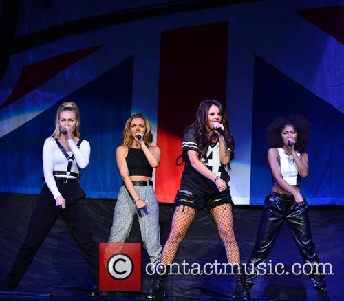 Perrie Edwards, Jade Thirlwall, Jesy Nelson and Leigh-anne Pinnock Of Little Mix 5