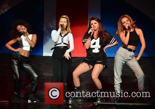 Perrie Edwards, Jade Thirlwall, Jesy Nelson and Leigh-anne Pinnock Of Little Mix 6