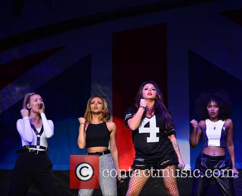 Perrie Edwards, Jade Thirlwall, Jesy Nelson and Leigh-anne Pinnock Of Little Mix 8