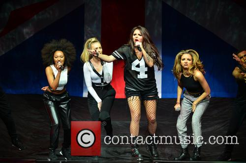 Perrie Edwards, Jade Thirlwall, Jesy Nelson and Leigh-Anne Pinnock of Little Mix 9