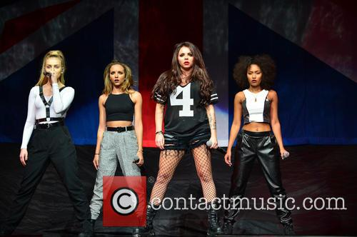 Perrie Edwards, Jade Thirlwall, Jesy Nelson and Leigh-Anne Pinnock of Little Mix 10