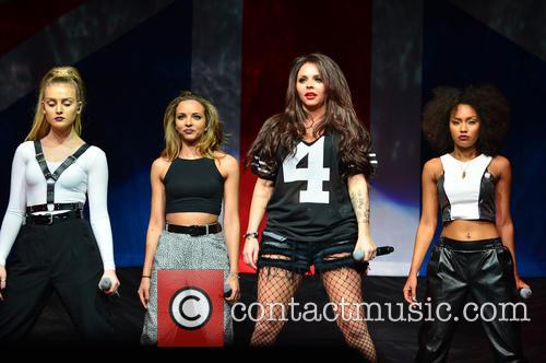 Perrie Edwards, Jade Thirlwall, Jesy Nelson and Leigh-anne Pinnock Of Little Mix 1