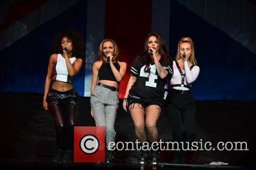 Perrie Edwards, Jade Thirlwall, Leigh-anne Pinnock and Jesy Nelson Of Little Mix 10