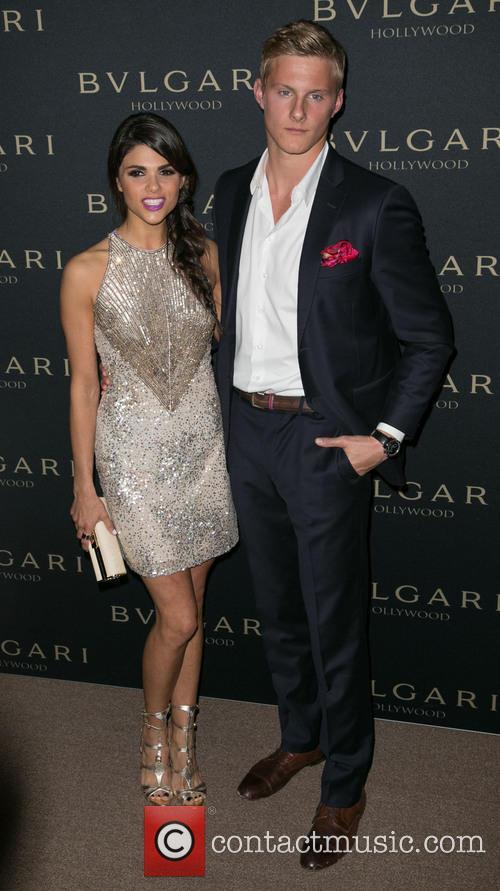Nicole Pedra and Alexander Ludwig 3