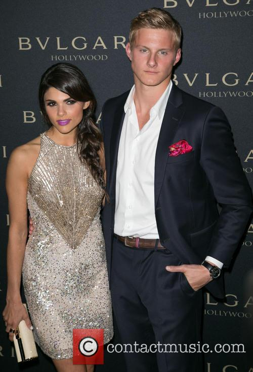 Nicole Pedra and Alexander Ludwig 1