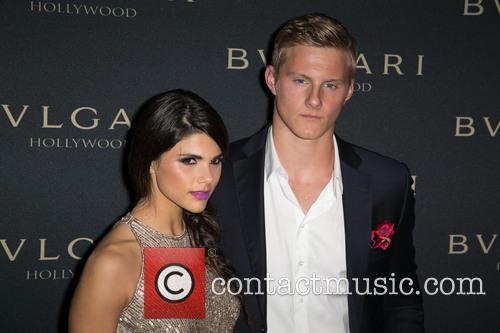Nicole Pedra and Alexander Ludwig 4