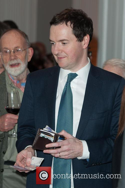 Madness and Chancellor George Osborne 6