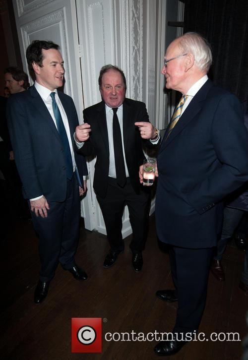 Madness, George Osborne, James Naughtie, Sir Menzies Campbell and Ming Campbell 3