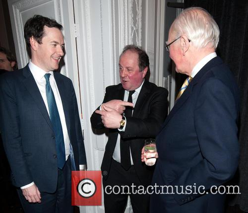 Madness, George Osborne, James Naughtie, Sir Menzies Campbell and Ming Campbell 1