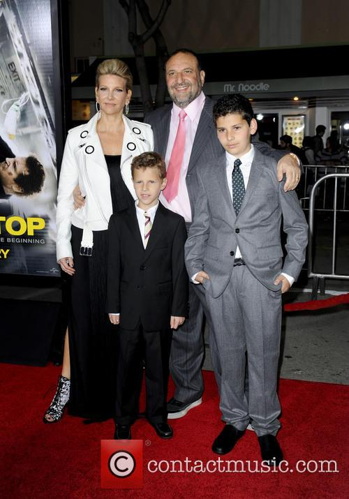 Joel Silver and Family 2