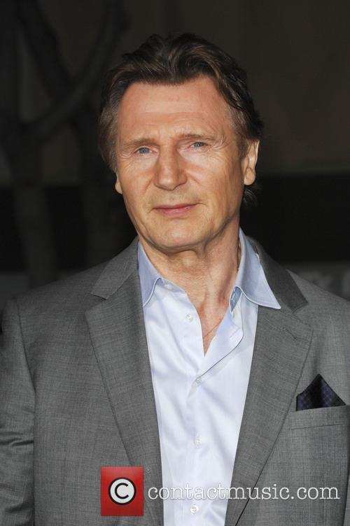 Janice Dickinson Claims Liam Neeson Has