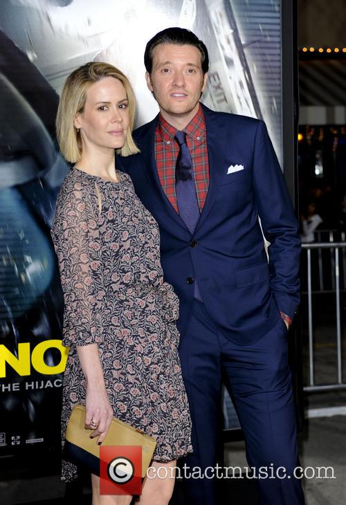 Sarah Paulson and Jason Butler Harner 7