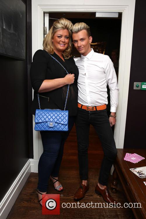 Harry Derbidge and Gemma Collins 3