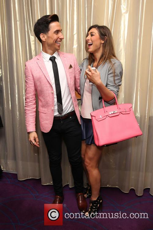 Russell Kane and Luisa Zissman 10