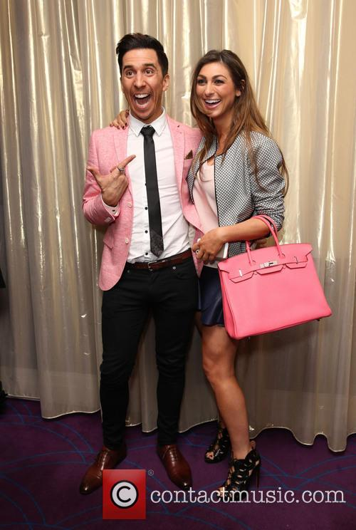 Russell Kane and Luisa Zissman 11