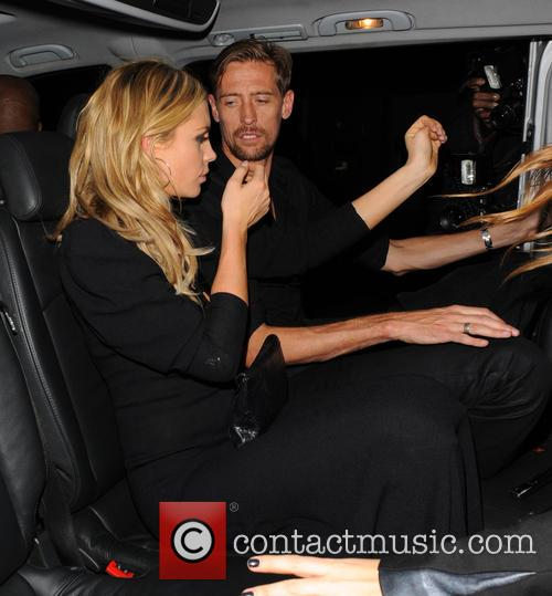 Abbey Clancy and Peter Crouch 5