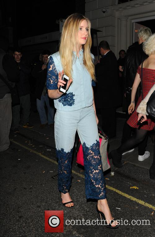 diana vickers nme awards afterparty 4087223