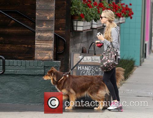 Amanda Seyfried and Finn 9