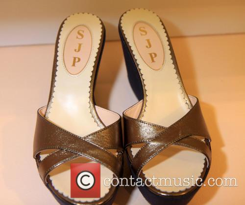 Sarah Jessica Parker and Shoe Colllection 10