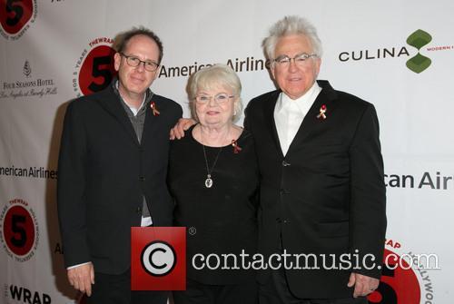 Albert Berger, June Squibb and Ron Yerxa 2