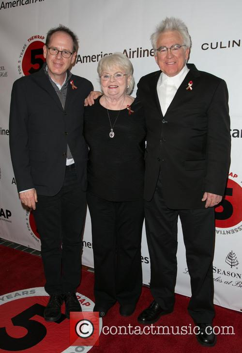 Albert Berger, June Squibb and Ron Yerxa 1
