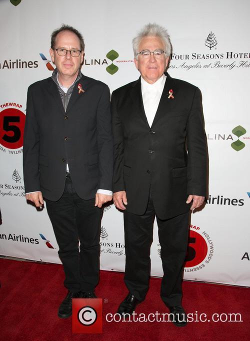 Albert Berger and Ron Yerxa 6
