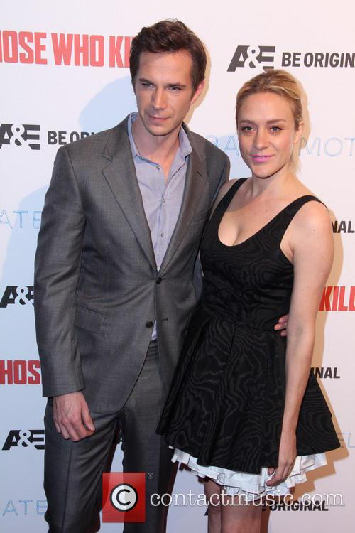James D'Arcy, Chloe Sevigny