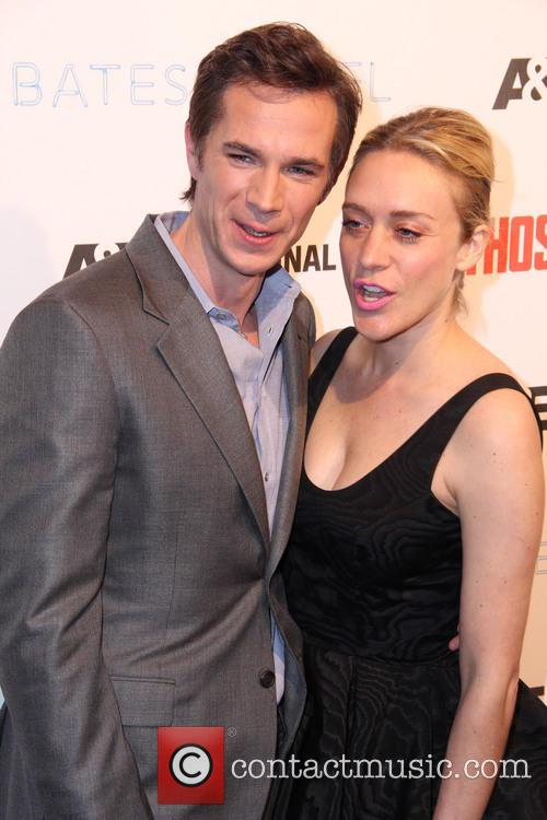 James D'arcy and Chloe Sevigny