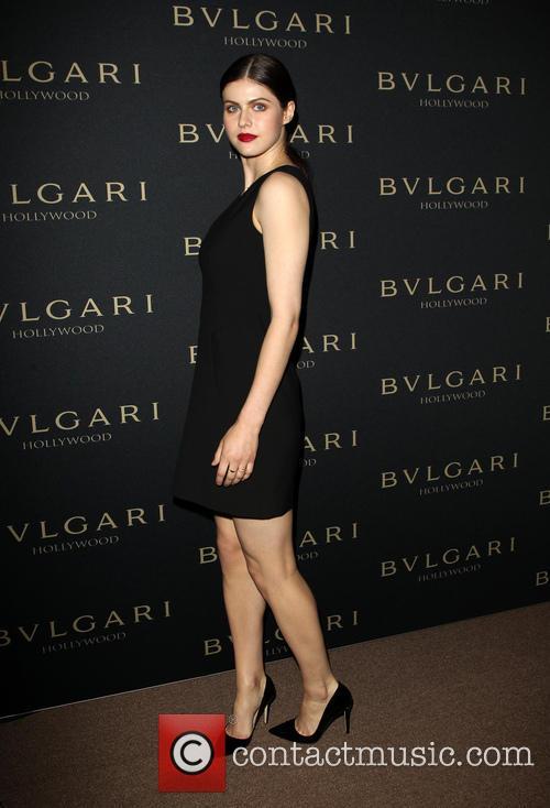 alexandra daddario bvlgari presents decades of glamour 4085517