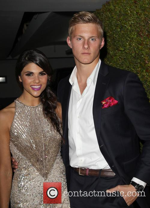 Alexander Ludwig and Nicole Pedra 2