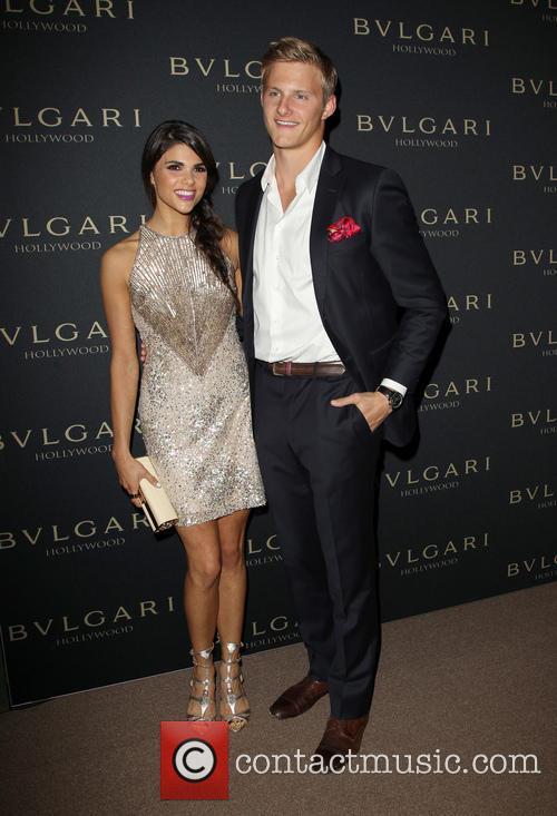 Alexander Ludwig and Nicole Pedra 5