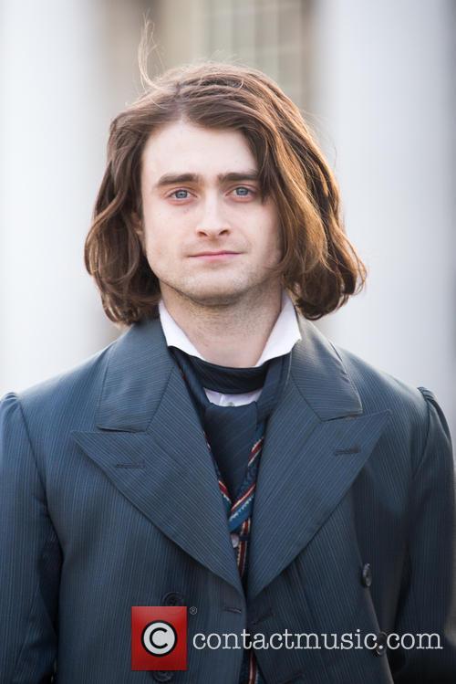 Daniel Radcliffe frankenstein