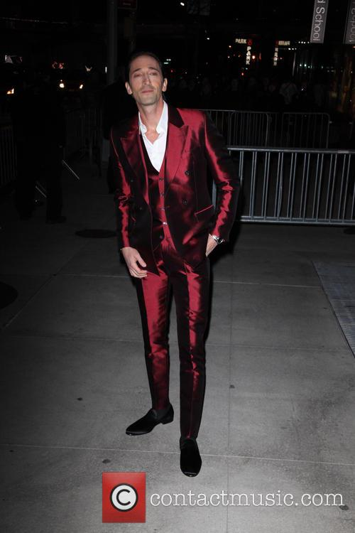 adrien brody new york premiere of the 4086535