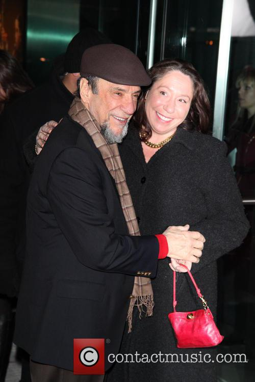 F. Murray Abraham and Jamili Abraham