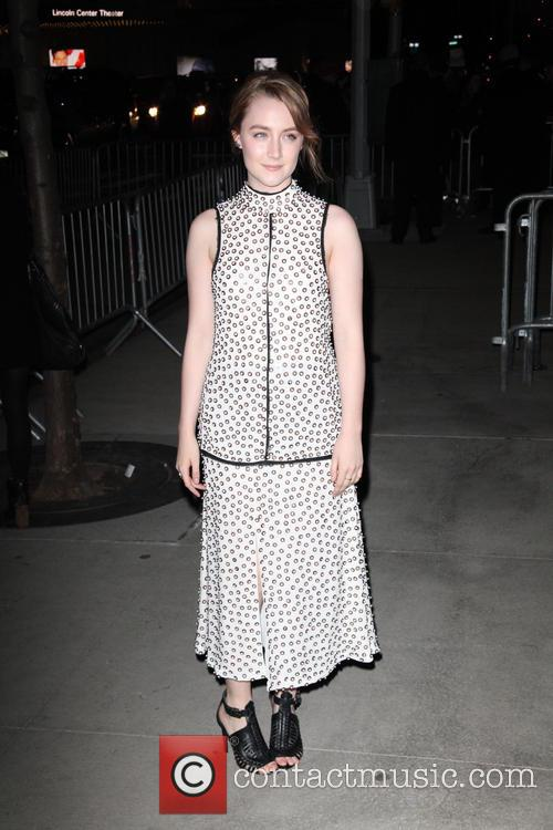 saoirse ronan new york premiere of the 4086560