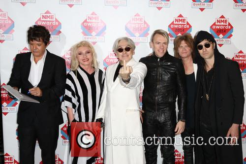 Blondie, The NME Awards