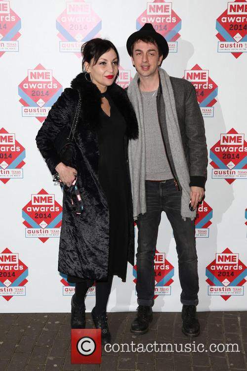Pearl Lowe and Danny Goffey 1