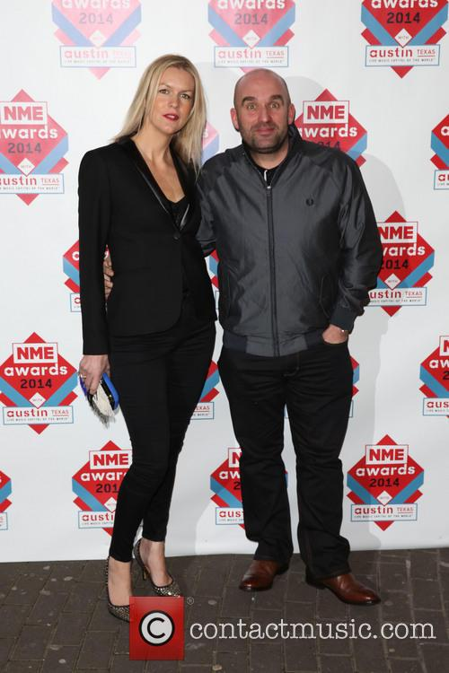Shane Meadows and Wife Louise 6