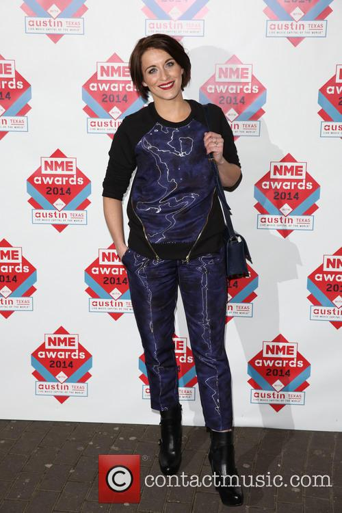 vicky mcclure the nme awards 2014 4086305