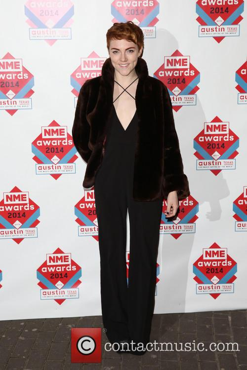 chloe howl the nme awards 2014 4086349